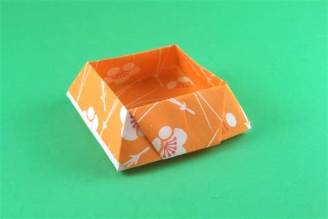 Traditional Origami Box - box montroll gilad s origami page