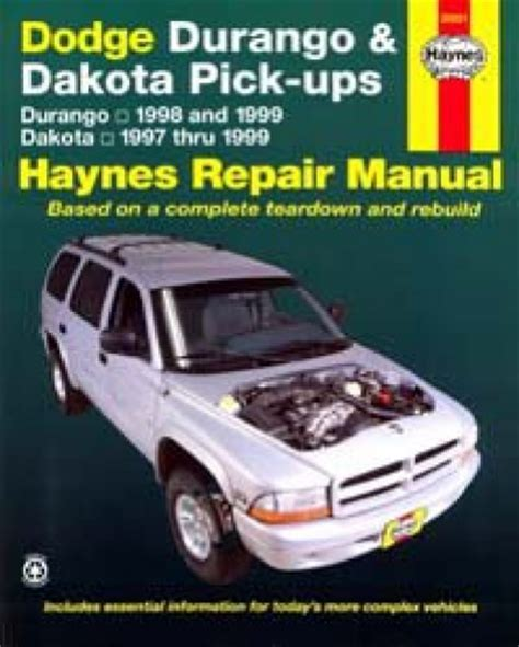 what is the best auto repair manual 1997 ford taurus regenerative braking haynes dodge dakota pick up truck 1997 1999 auto repair manual