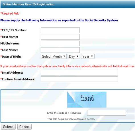 yahoo email registration philippines how to register to sss online step by step