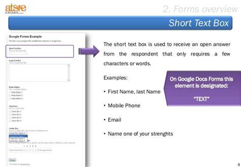 design form google docs step by step to create a form based on google docs
