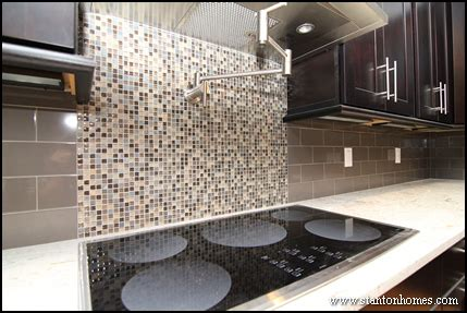 Types Of Backsplashes For Kitchen Types Of Kitchen Backsplashes Guide To Kitchen Backsplash Styles