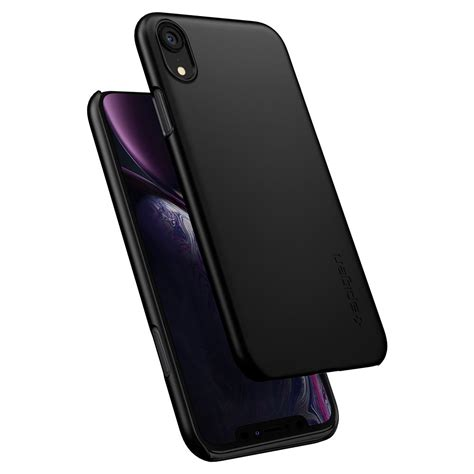 iphone xr thin fit spigen inc