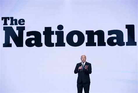 Canadas National Newspaper by Mansbridge Anchors His Edition Of Cbc S The