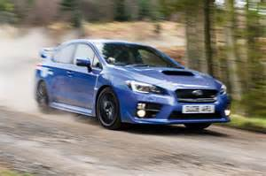 Subaru Impressa Wrx Subaru Wrx Sti 2016 Term Test Review By Car Magazine