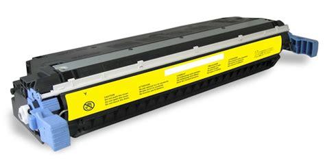 Toner Printer Hp 645a C9732a Yellow c9732a hp 5500 toner hp c9732a toner 645a yellow