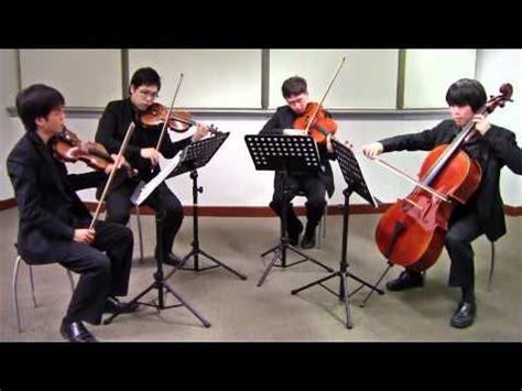 song list string quartet ensemble vetta singapore wedding  event entertainment
