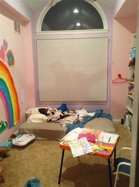 5 year old bed 5 year old daughters bedroom needs a makeover