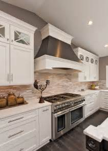 white cabinet kitchen design ideas 46 best white kitchen cabinet ideas for 2017