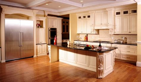 antique cream kitchen cabinets antique cream kitchen cabinets with absolute black