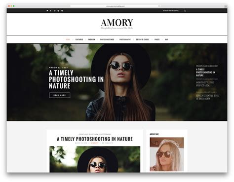 blogger themes that look like websites 40 best personal blog wordpress themes 2018 colorlib