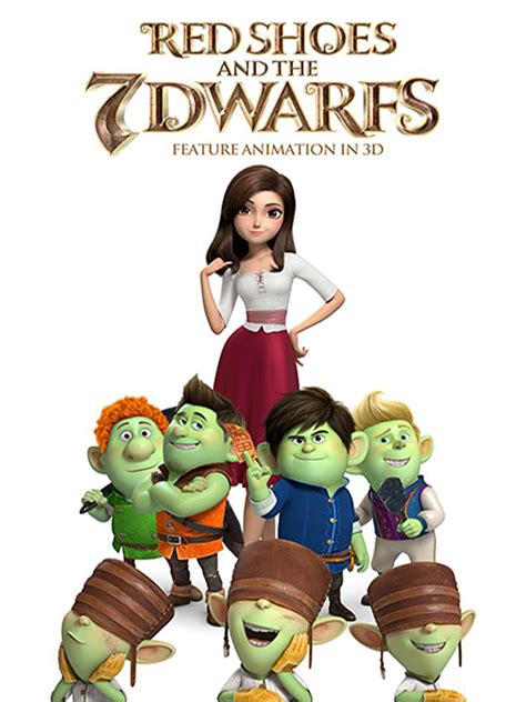 nedlasting filmer arctic justice gratis دانلود انیمیشن زیبا و محبوب 2017 red shoes the 7 dwarfs