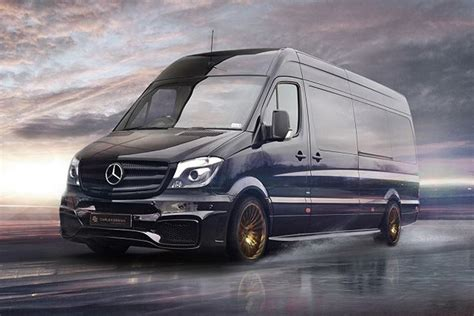 luxury mercedes sprinter mercedes sprinter transformed into luxury jet van auto