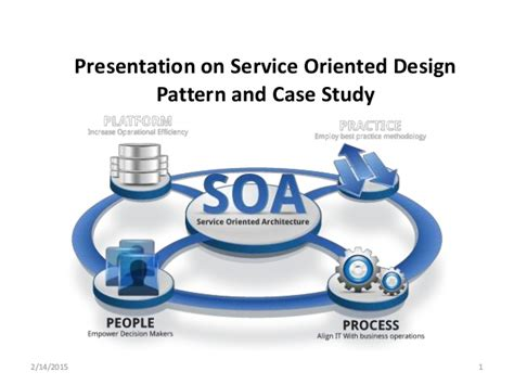 design pattern service service oriented architecture design pattern