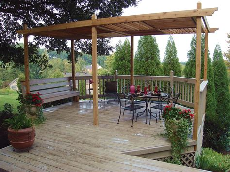 build  backyard pergola hgtv