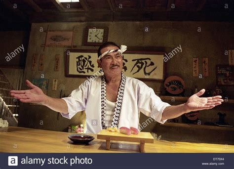 kill bill vol 1 movie production notes 2003 movie releases shin ichi chiba kill bill vol 1 2003 stock photo