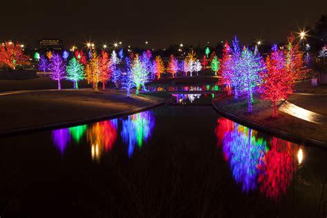 vitruvian park addison tx lights