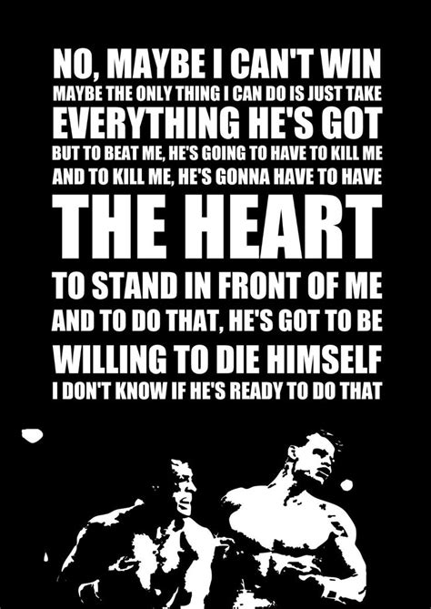 printable rocky quotes best 25 rocky quotes ideas on pinterest rocky balboa