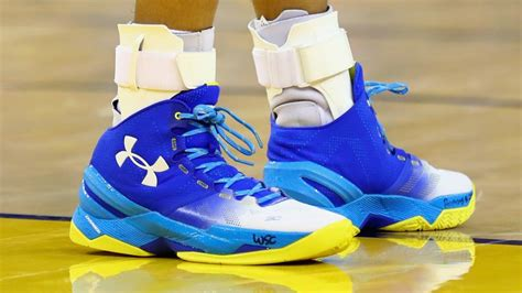 stephen curry shoe sales fall along with