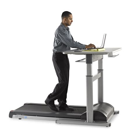 Desk Fit by Lifespan Treadmill Desk Lets You Walk While You Work Nj