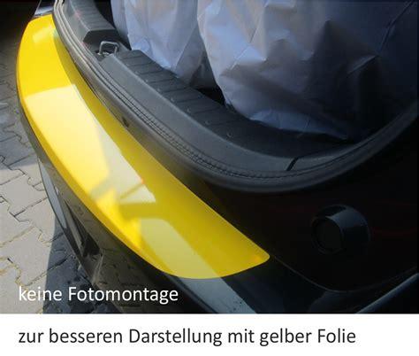 Folie Auto Ebay by Opel Agila B Lackschutzfolie Ladekantenschutz Folie Auto