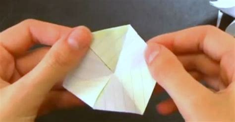 Origami Tricks - try this physics defying origami trick