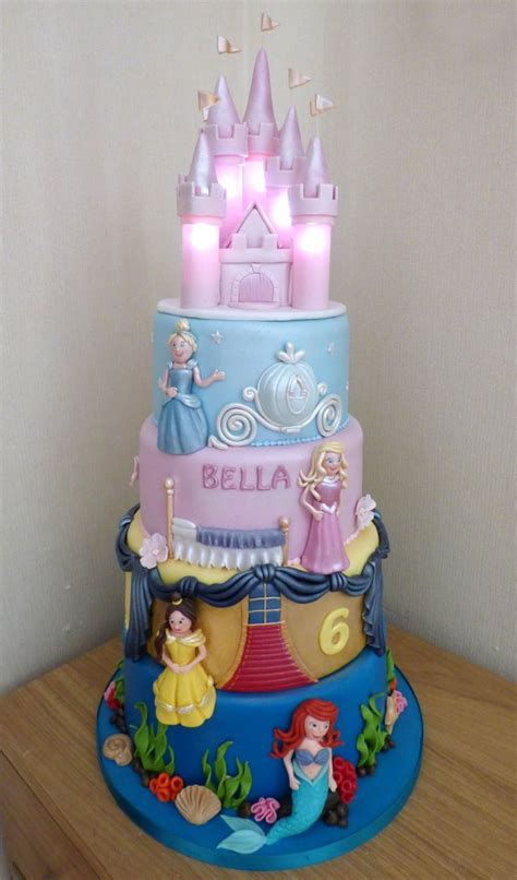 Princess Birthday Cake by 384 Best Castle Cakes Images On Princess