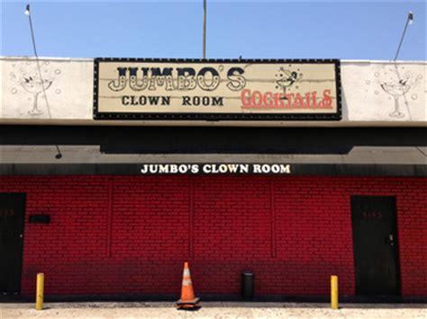 jumbo s clown room club near los angeles ca