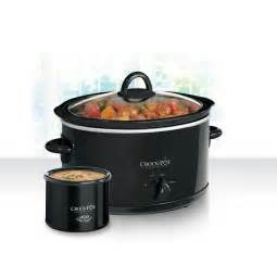 crock pot 6 quart manual cooker crock pot scv603 b 6 quart manual cooker with