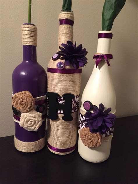 wine bottle crafts diy wine bottle crafts successes