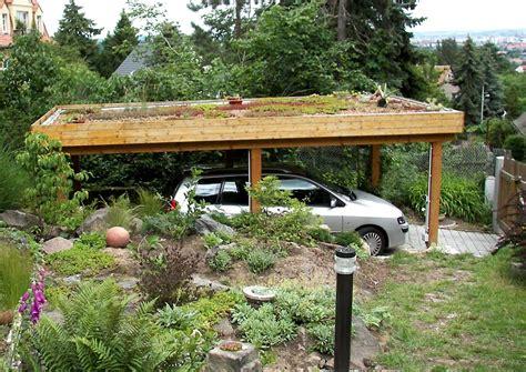 begr 252 nten carport selber bauen geeignete pflanzen