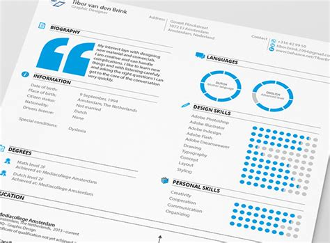graphics design qualifications 10 eye catching graphic designer resumes how design