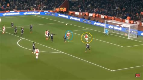 arsenal analysis tactical analysis arsenal 1 3 manchester united heavy