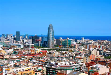 A In Barcelona barcelona