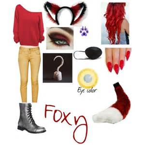 Foxy the pirate fox five nights at freddy s quot by kyro19 on polyvore