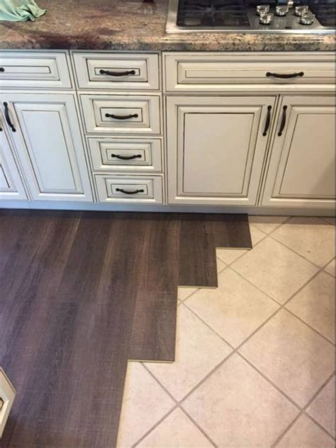 amazing of installing laminate flooring over tile how to