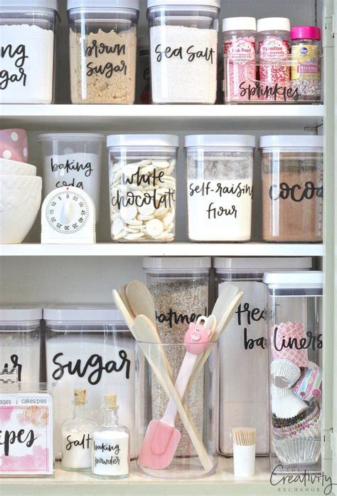 Diy Pantry Labels by Best 10 Apartments Decorating Ideas On