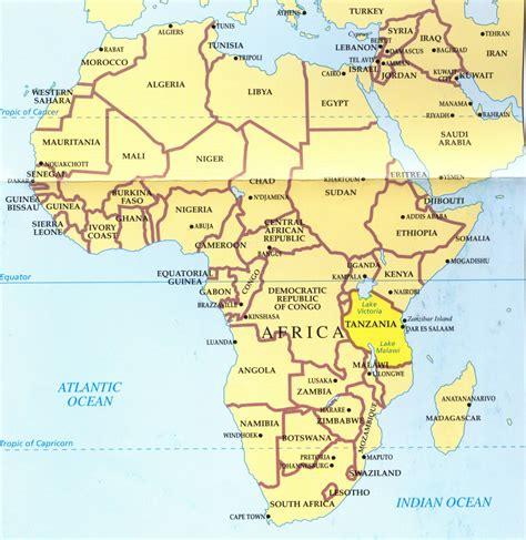 africa map kilimanjaro mount kilimanjaro map my