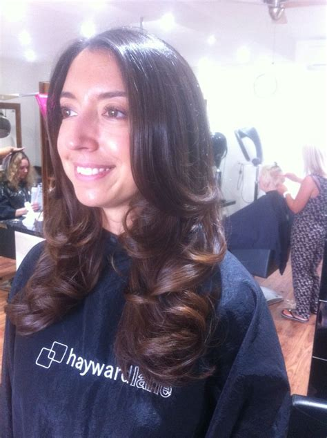 Dry Haircuts Dublin | beautiful curly blowdry curly blowdry ghd curls