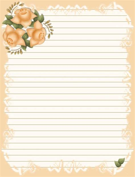 free printable lined writing paper for adults stationary for adults on pinterest free printable