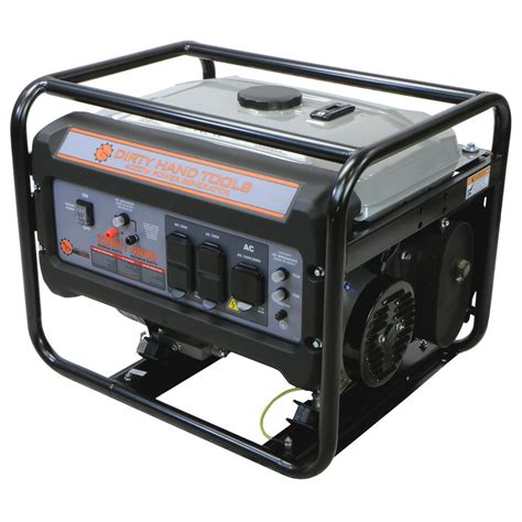 tools dht 3200 watt gasoline powered power