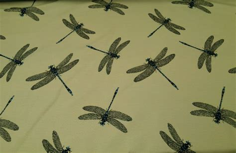 dragonfly upholstery fabric dragonfly tapestry insect heavy duty upholstery fabric lhd290b