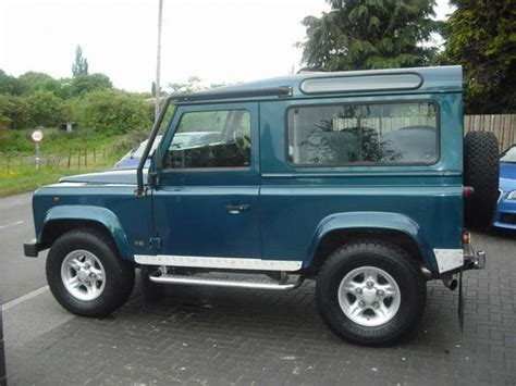 land rover defender 90 200tdi station wagon multi point