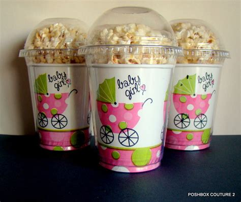 Baby Shower Popcorn Boxes by Popcorn Boxes It S A Baby Shower Popcorn Boxes