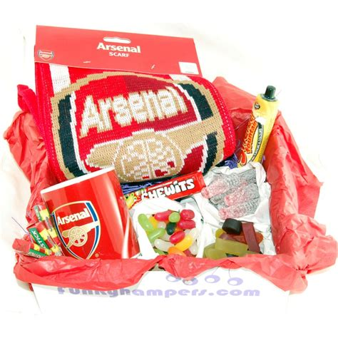 arsenal gifts arsenal gift box funky hers