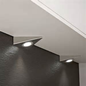 triangular cabinet kitchen lights kitchen cabinet triangle led light in cool white 6000k