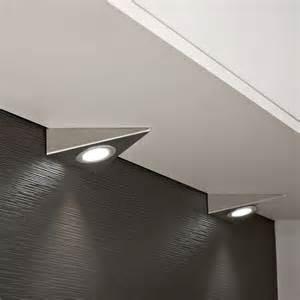 Kitchen Cabinet Lights Led Kitchen Cabinet Triangle Led Light In Cool White 6000k