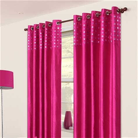 hot pink bedroom curtains readymade curtains cotton bedding and duvets for summer