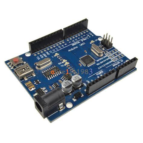 Arduino Uno With Ch340 Ch 340 With Data Cable 1 new uno r3 atmega328p ch340 mini usb board for compatible arduino ebay