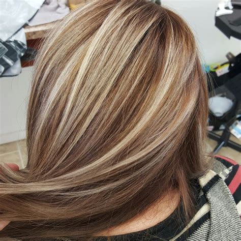 foil highlights for brown hair full foil highlights on brown hair dark brown hairs