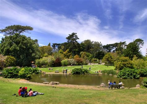 Golden Gate Botanical Gardens Golden Gate Park Fee May Become Permanent Sfbay San Francisco Bay Area News And Sports
